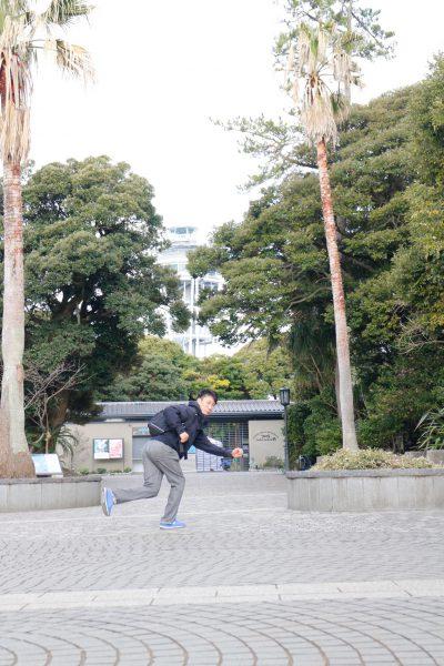 くびれ専門 ボディバランススタジオ COMFY 江ノ島フィールド 遊びは最高のトレーニング 34